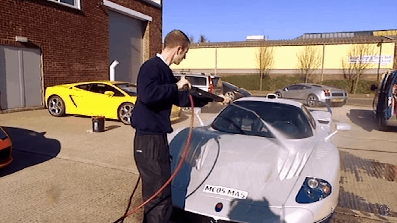Detailing von Paul Dalton - Maserati