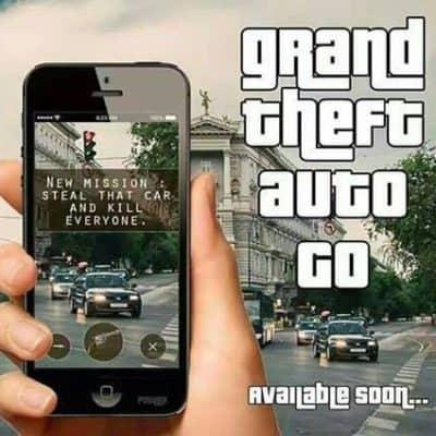 Grand Theft Auto Go