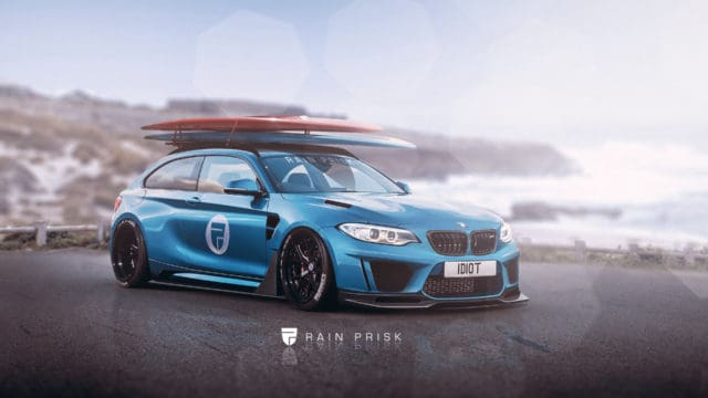 BMW M2 ©Rain Prisk