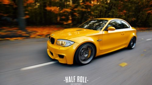 BMW 1er M Coupe E82