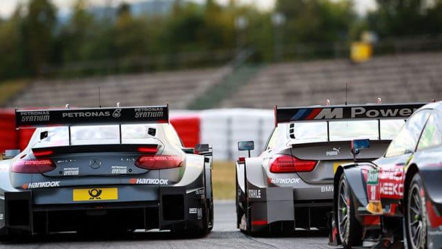 Mercedes Benz und BMW