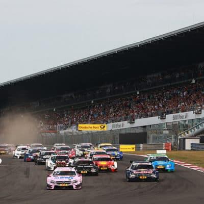 Nürburgring Rennen DTM