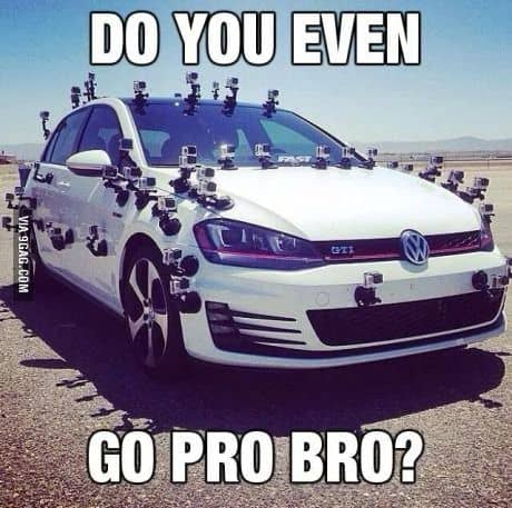 GagGalerie #20 - Do you even go Pro Bro