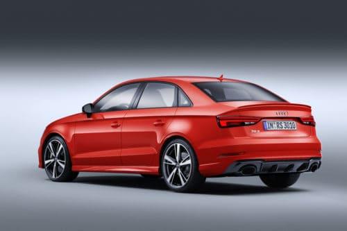 Audi RS3 Limousine Exterior