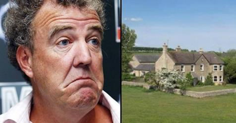 Jeremy Clarkson - Haus gesprengt