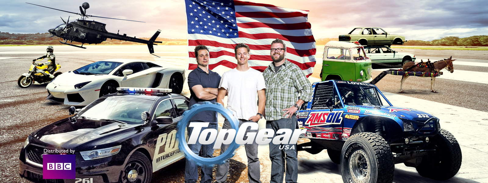 TopGear USA