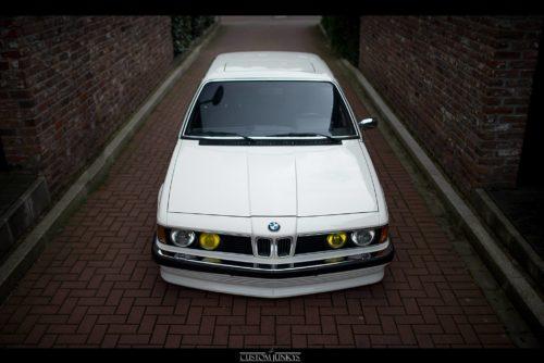 1978er BMW E23 Sharknose
