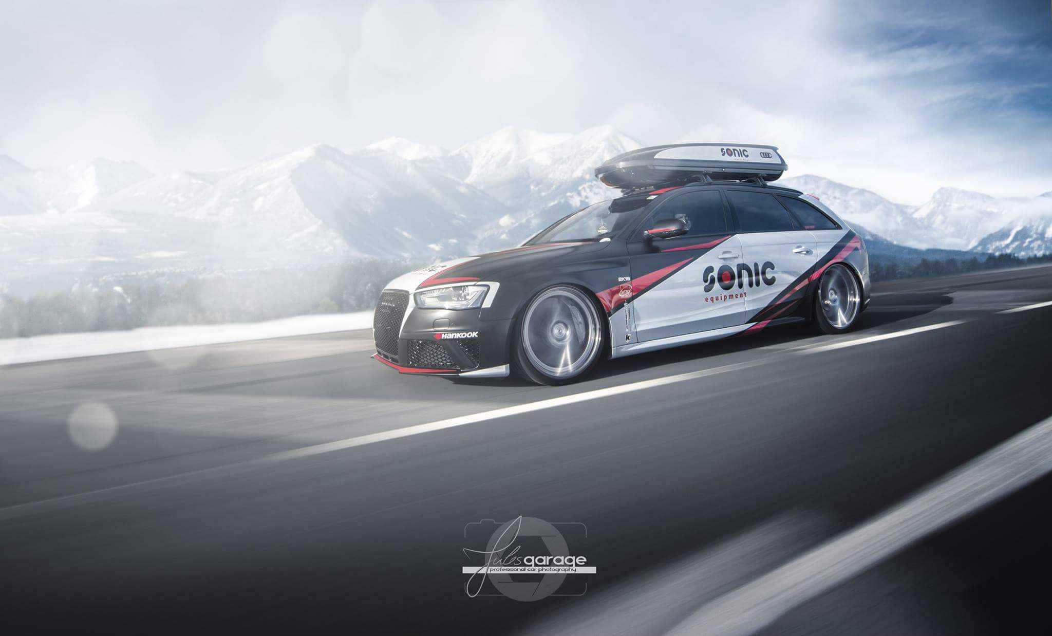 Audi Sonic RS 4