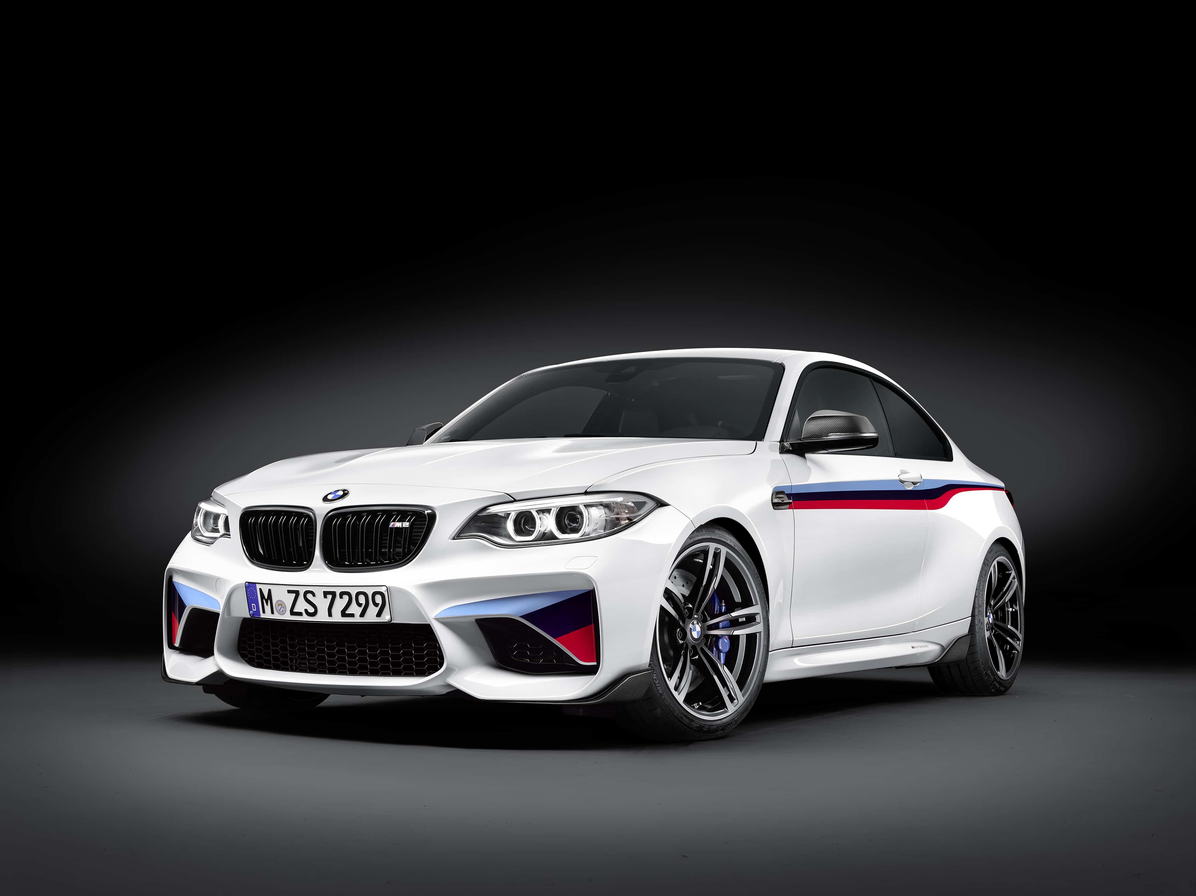 BMW M2 mit M-Performance Zubehör