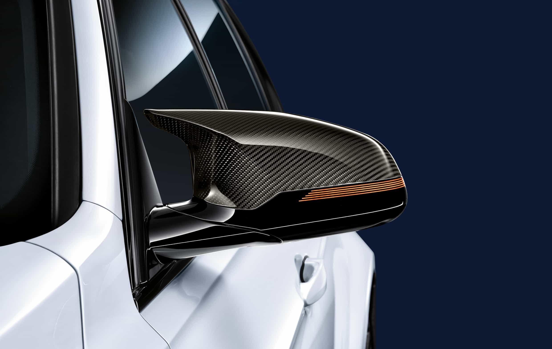 BMW M-Performance Zubehör - Carbon Spiegelkappe
