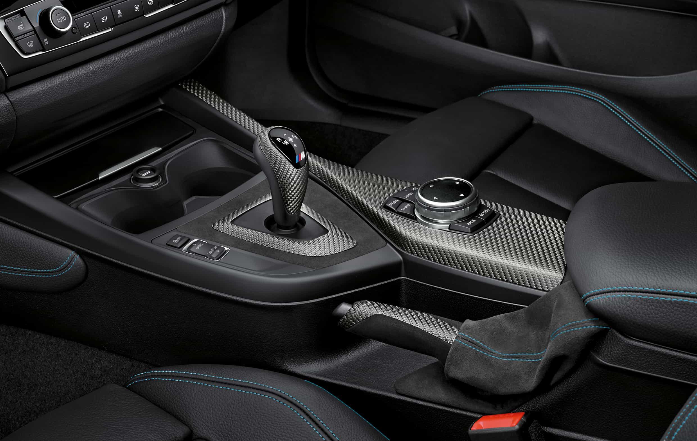BMW M-Performance Zubehör - Schaltknauf Automatik Getriebe