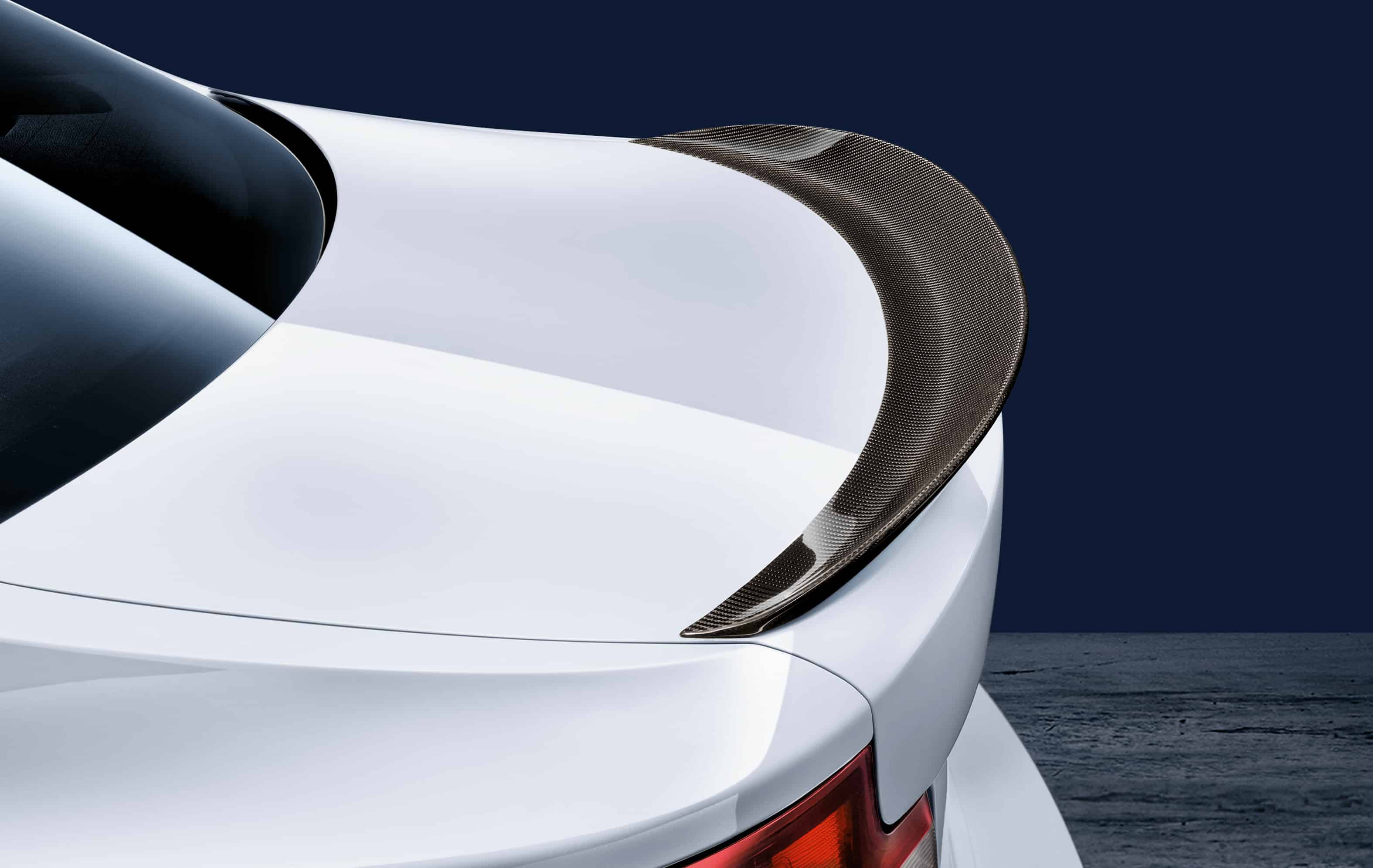 BMW M-Performance Zubehör - Carbon Heckspoiler