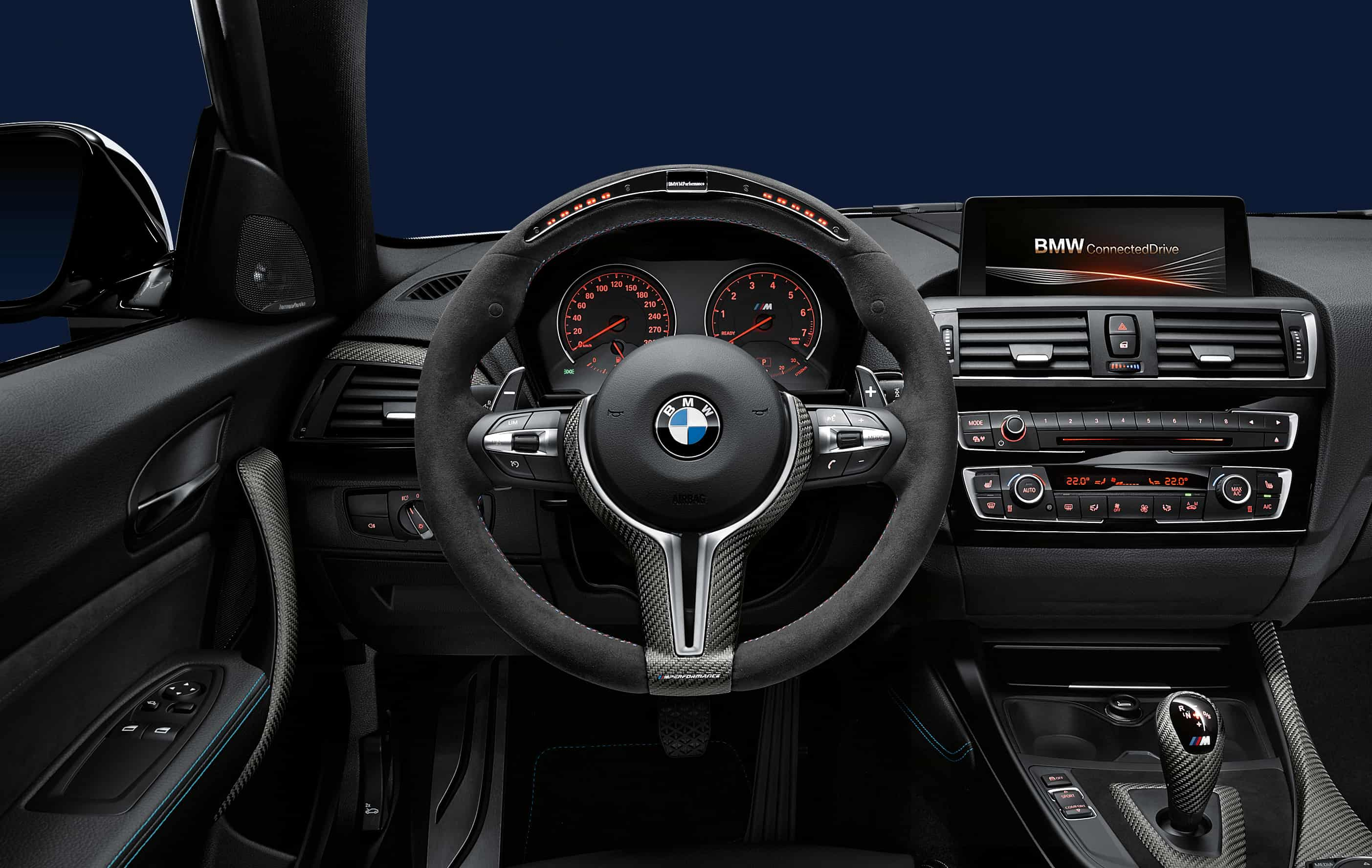 BMW M-Performance Zubehör - Lenkrad