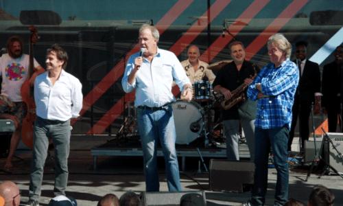 [The Grand Tour] Clarkson, Hammond und May sind zurück