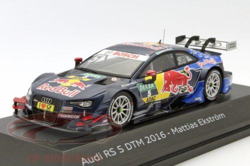 Mattias Ekström Audi RS5 #5 DTM 2016 Audi Sport Team Abt Sportsline 1:43