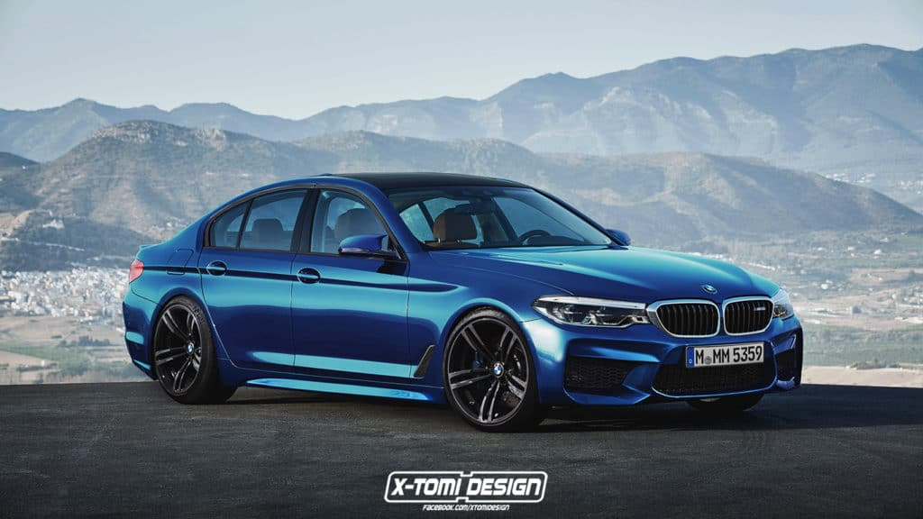 BMW M5 by X-Tomi Design