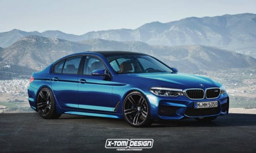 [Rendering] Neuer BMW M5 in 2017/2018