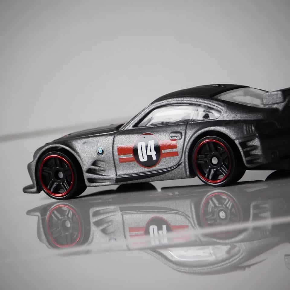 Geschenk BMW Z4 GT3 Modellauto