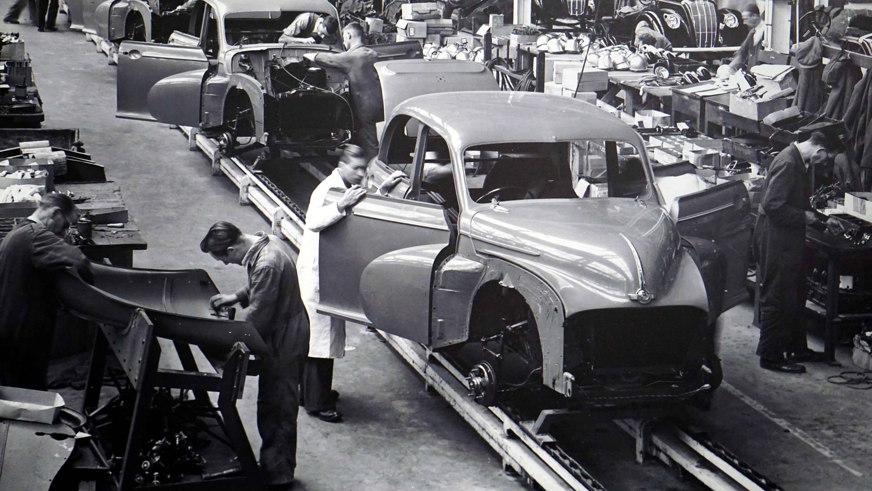 Audi Fließband abschaffen