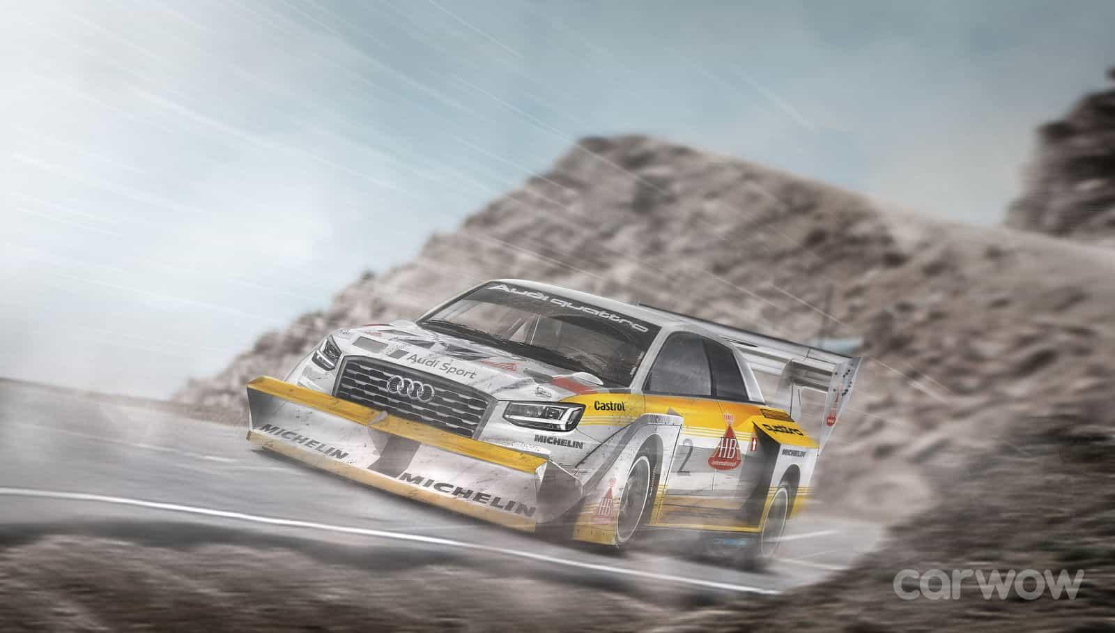 Audi Q2 Pikes Peaks Edition