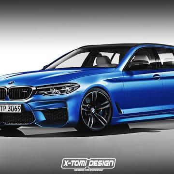 BMW M5 Touring G30