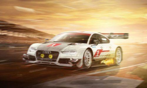 [RenderGalerie #5] Audi RS7 GT3