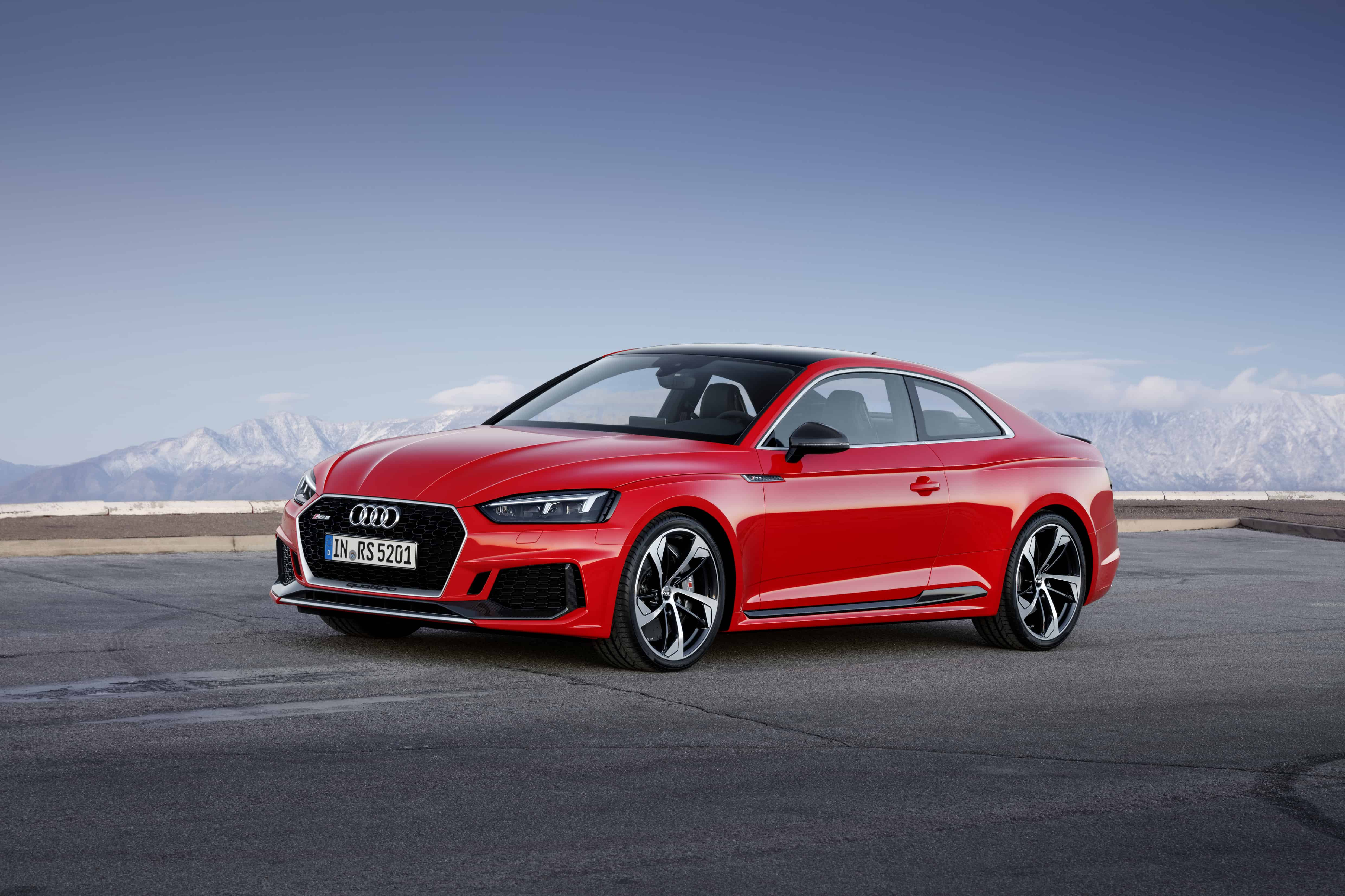 Audi RS5 F5 Misano Red