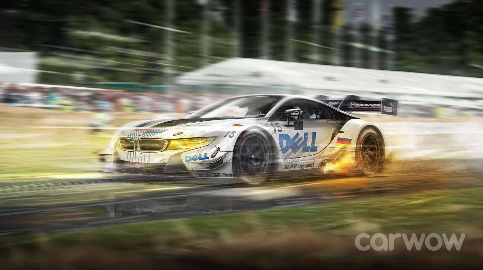 BMW i8 Le Mans