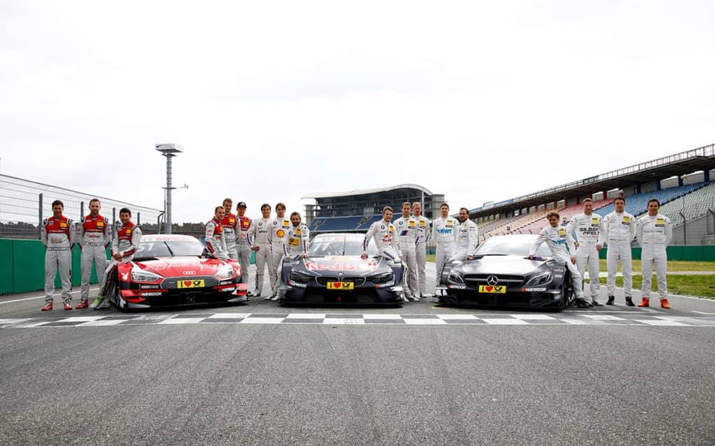 DTM Auftakt 2017: Audi, BMW, Mercedes