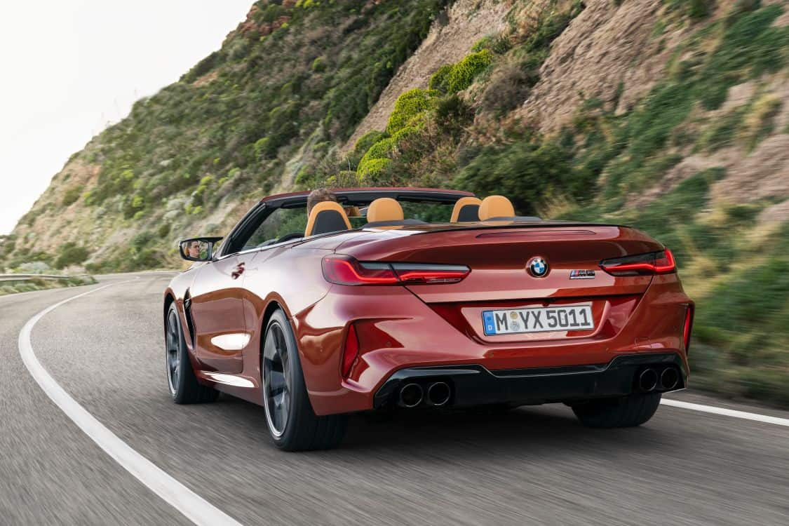 BMW M8 Cabrio (G14)