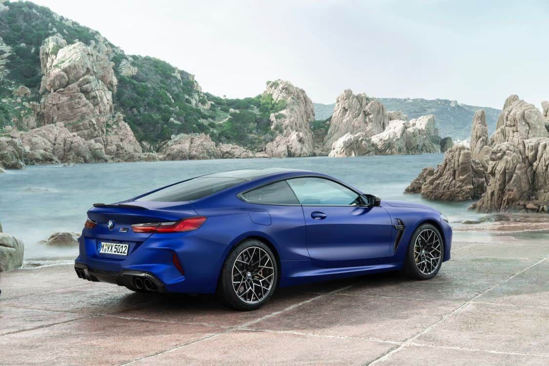 BMW M8 Coupe (G15)