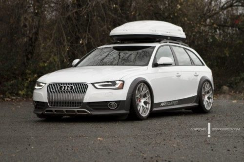 """Audi A4 """"LowRoad"""" by RPI Equipped"""