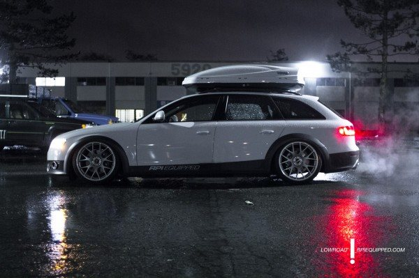 "Audi A4 ""LowRoad"" by RPI Equipped"
