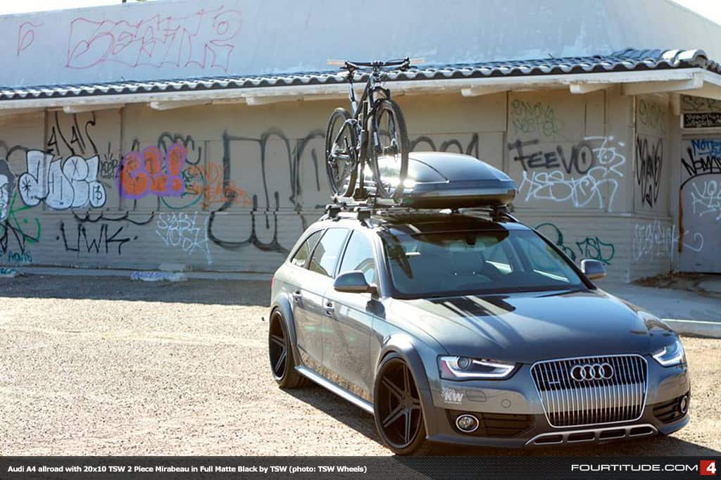 Audi A4 Allroad Pic by @fourtitude
