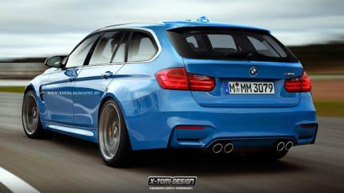 BMW M3 Touring F31