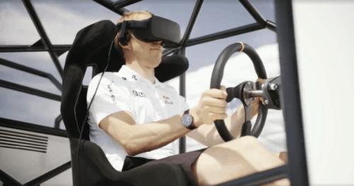 Audi Cup 2017 Mattias Ekström #SuperQ Virtual Reality
