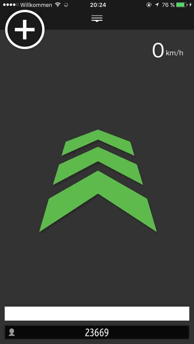 Blitzer.de PRO - Radarwarner für iOS und Android