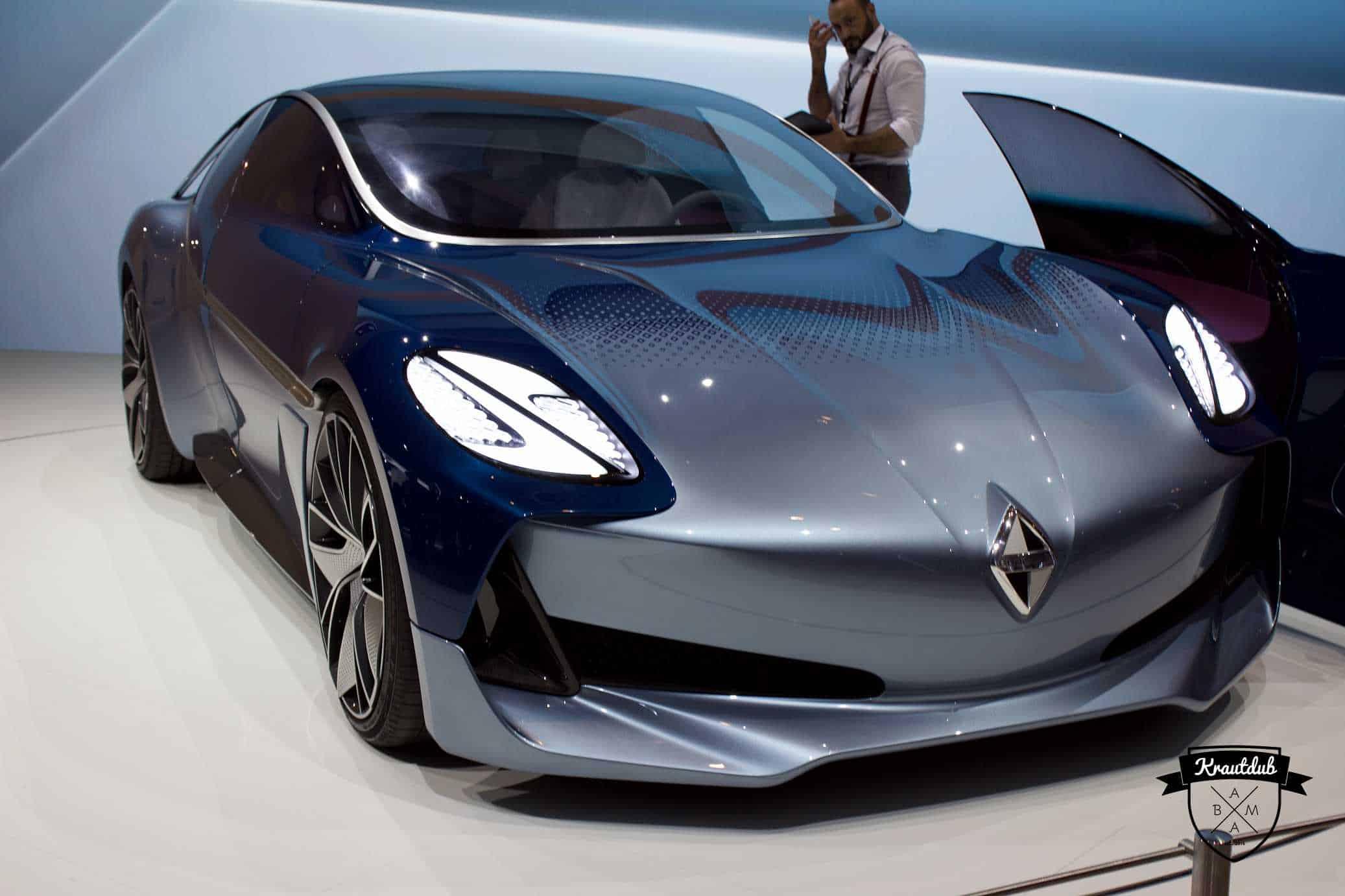 Renault Concept - IAA 2017