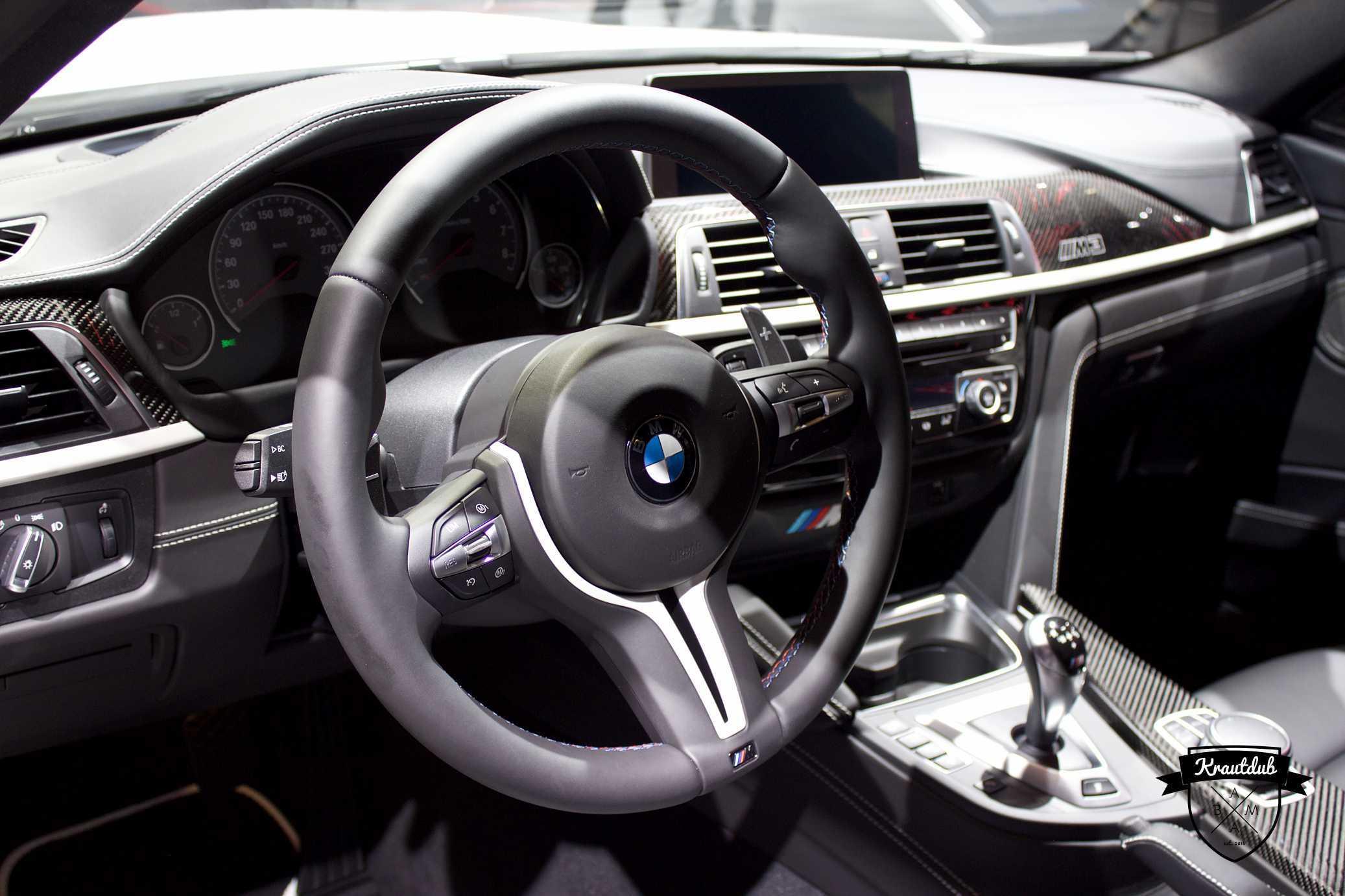 BMW M3 - IAA 2017