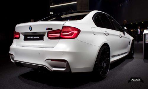 Der neue BMW M3 G80 als Nachfolger des M3 F80