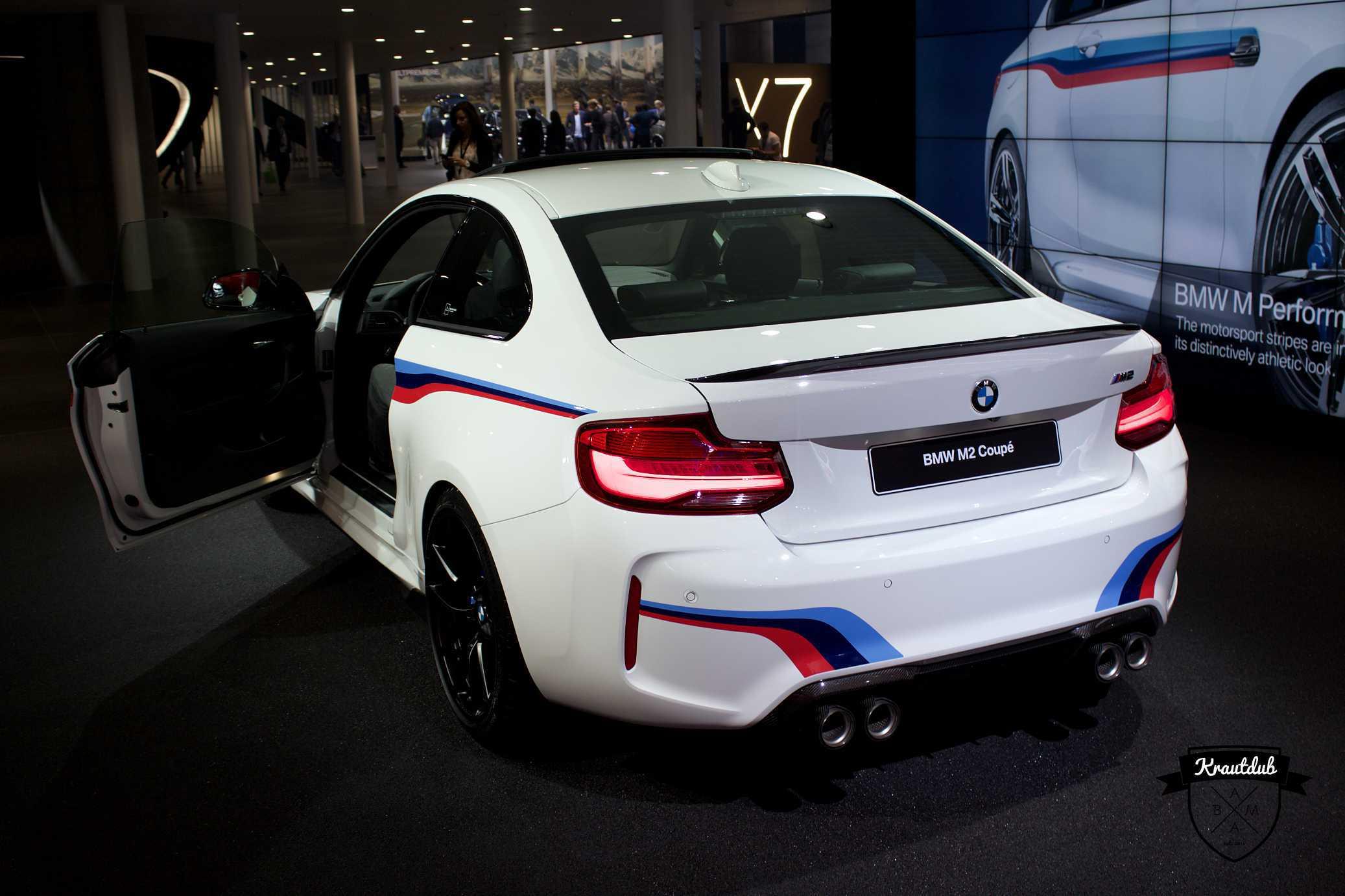 BMW M2 - IAA 2017