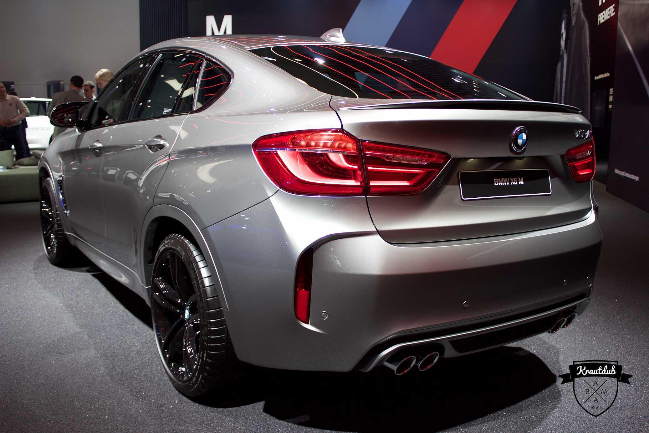 BMW X6 M - IAA 2017