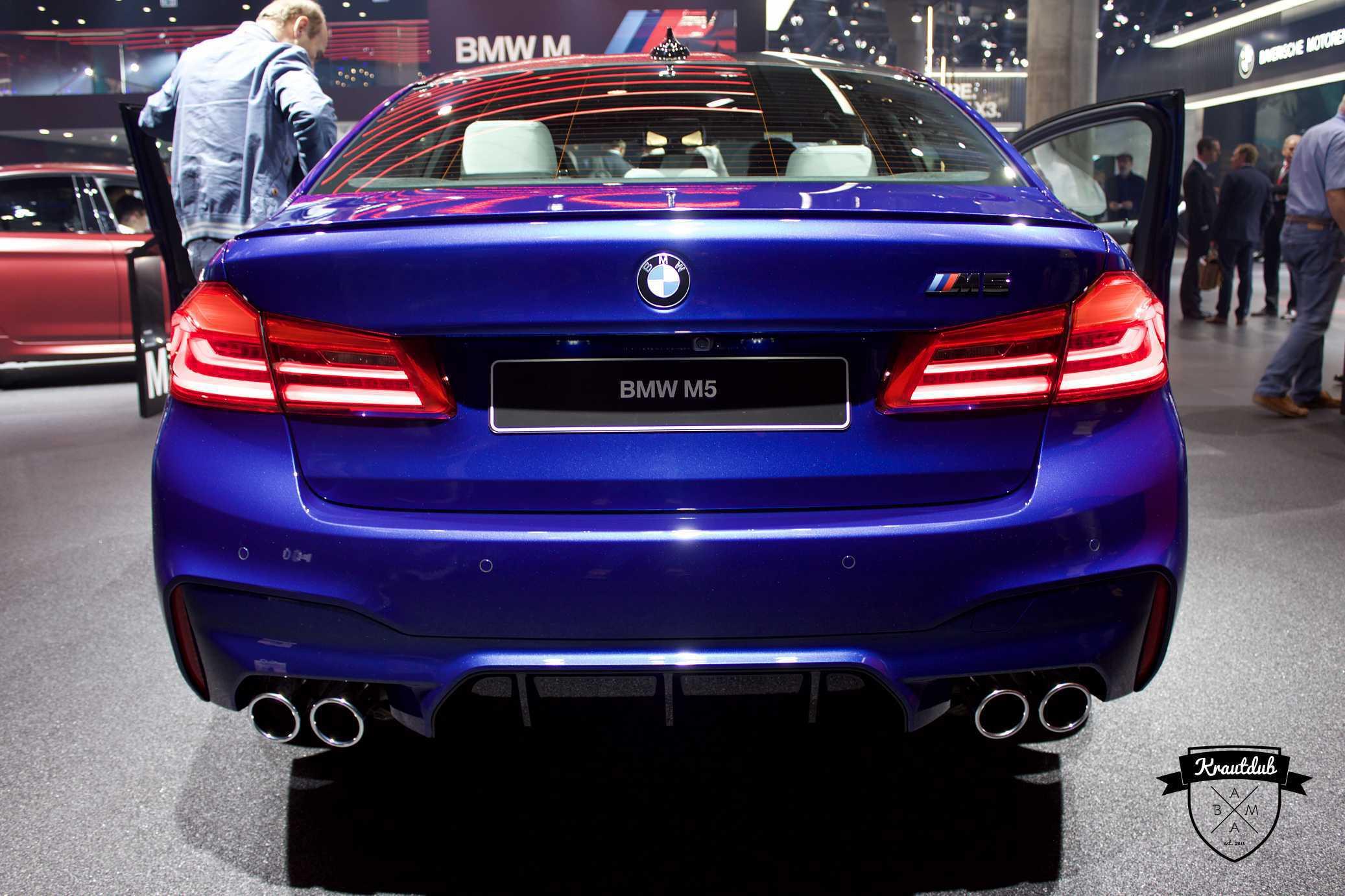 BMW M5 - IAA 2017