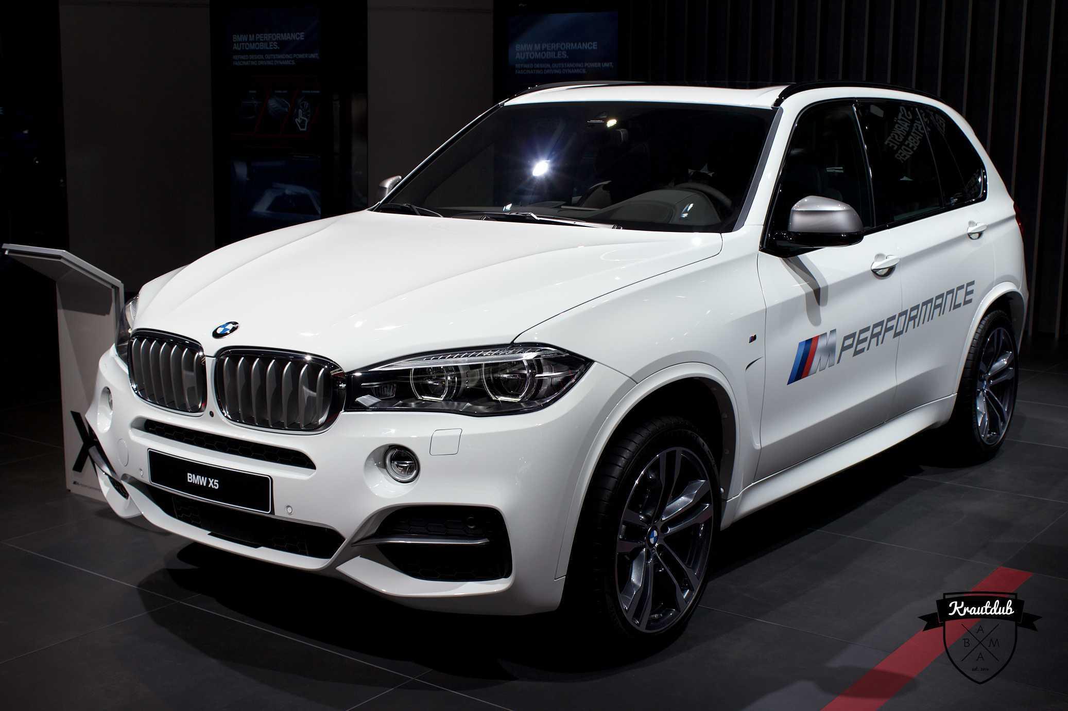 BMW X5 M-Performance - IAA 2017