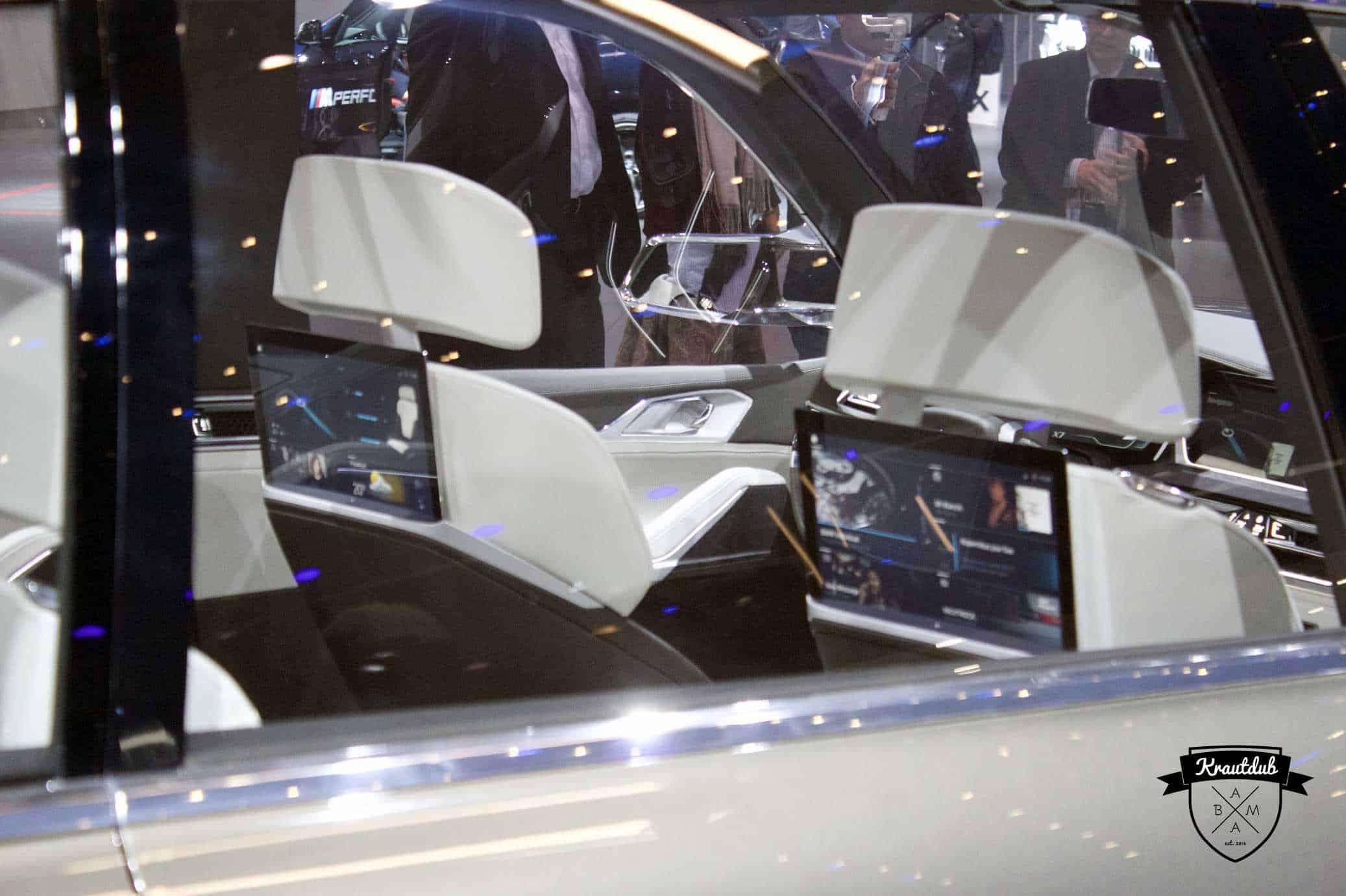 BMW Concept iPerformance - IAA 2017