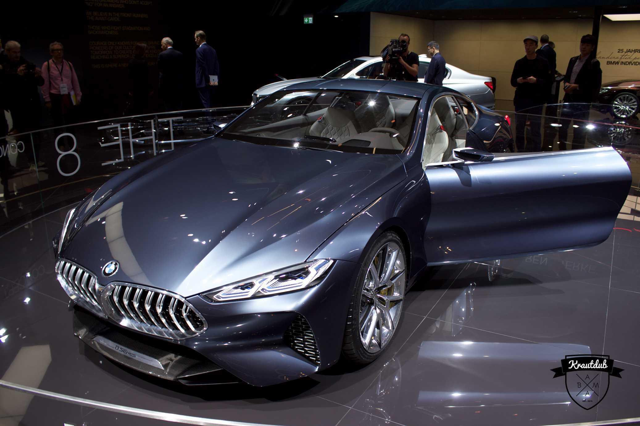 BMW 8er - IAA 2017