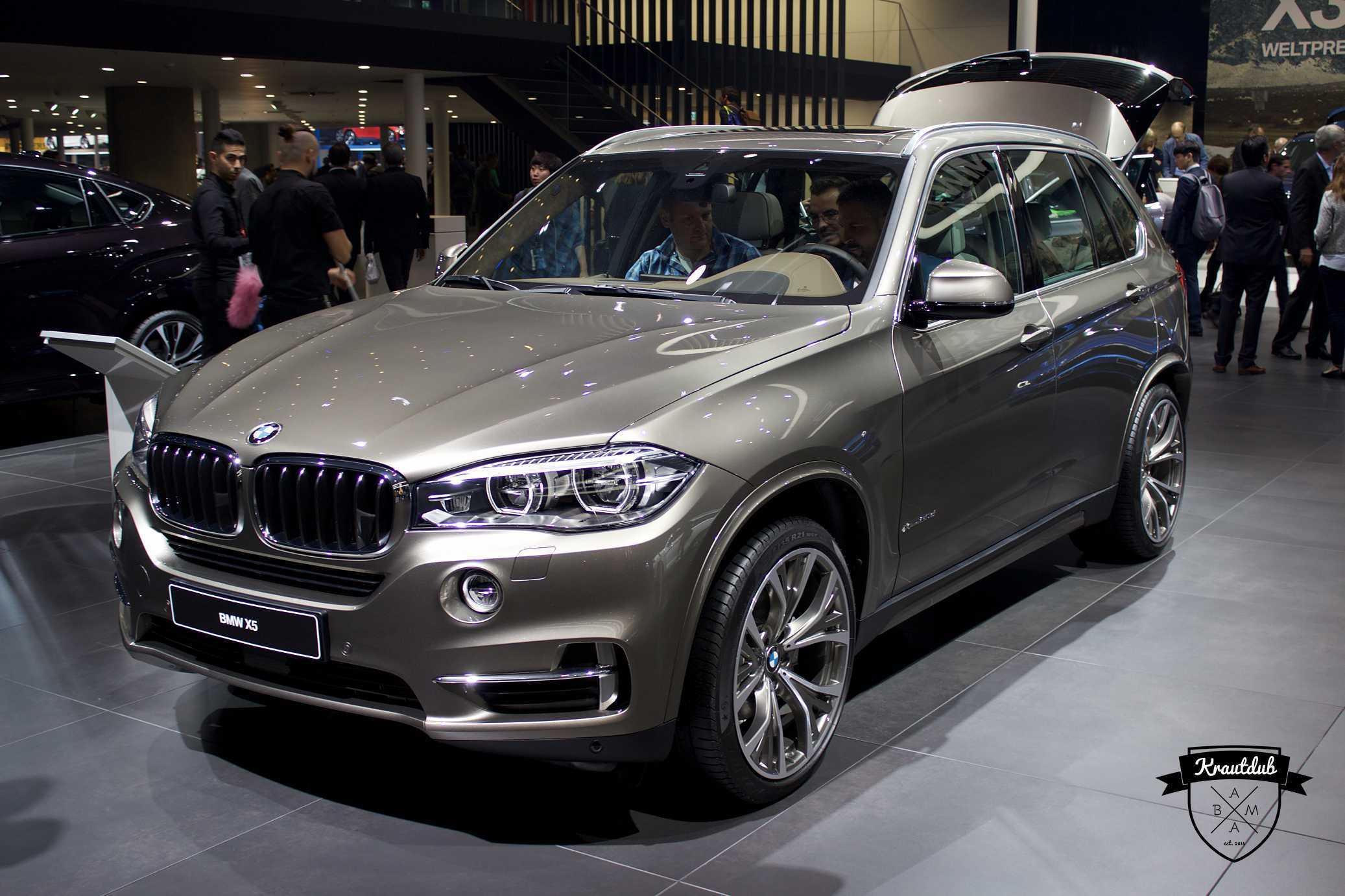BMW X5 - IAA 2017