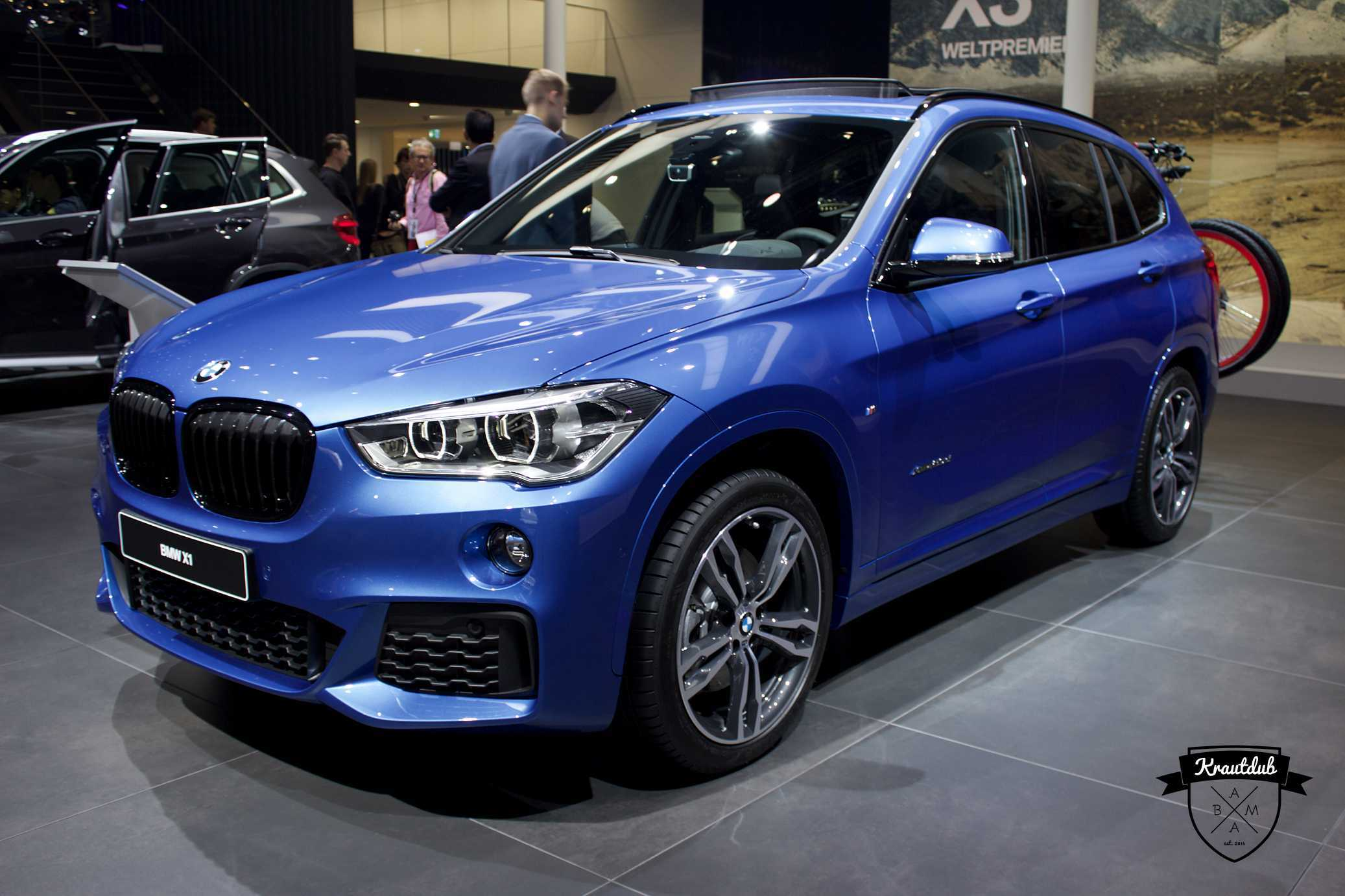 BMW X1 M - IAA 2017