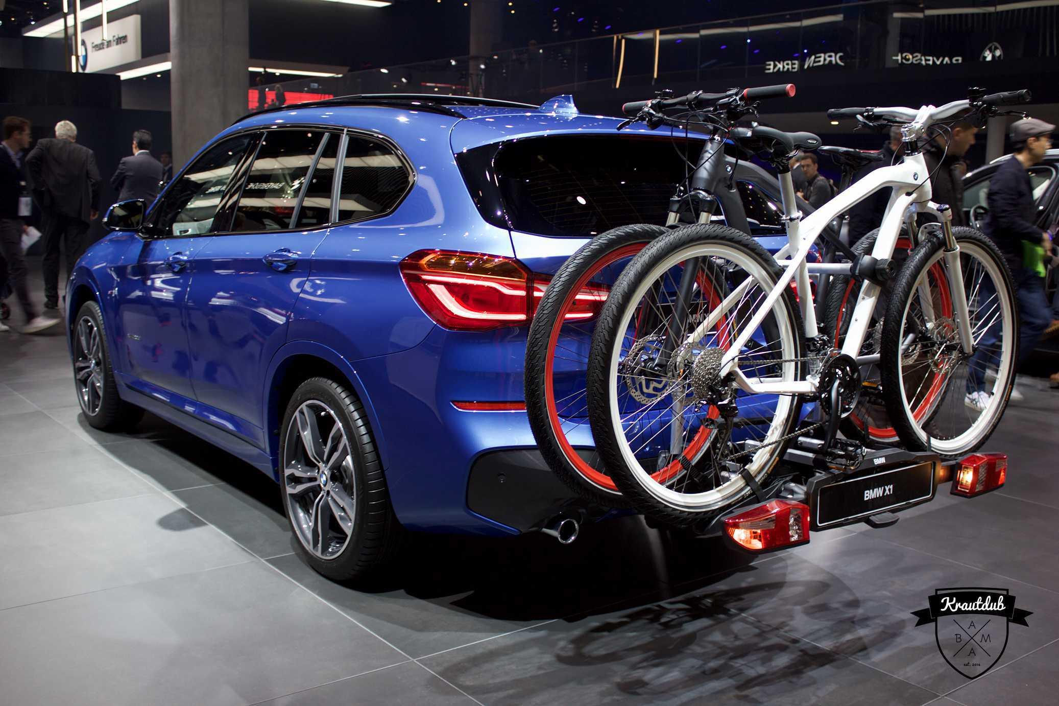 BMW X1 - IAA 2017