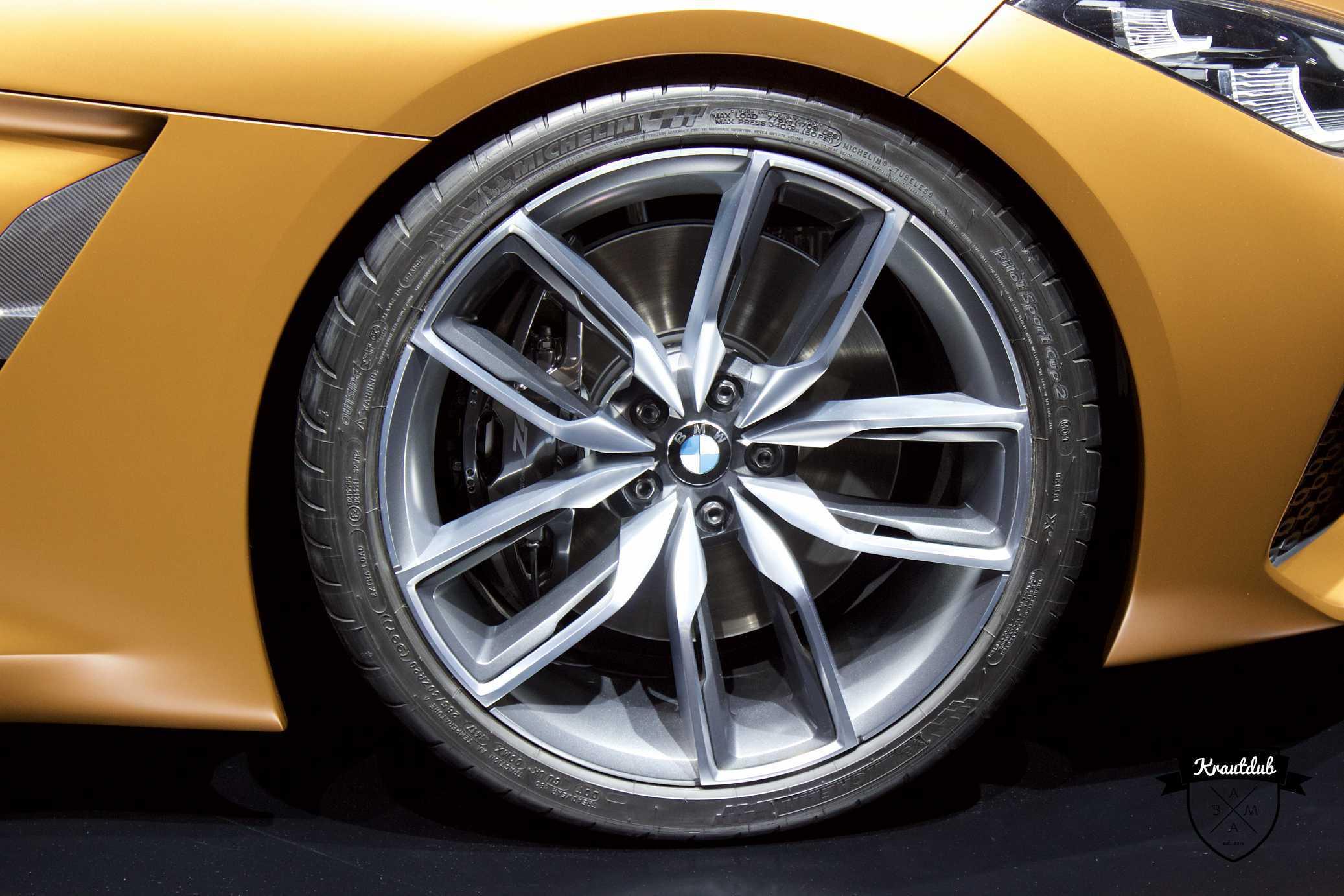 BMW Z4 - IAA 2017